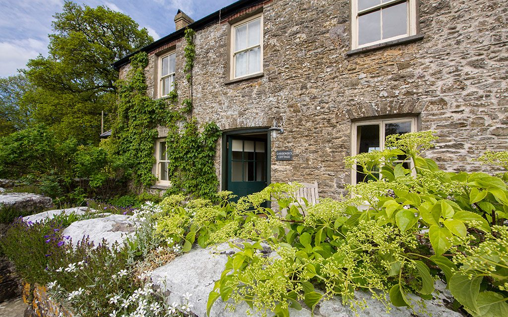 Gardener\'s Cottage | Aberglasney in Carmarthenshire, Wales