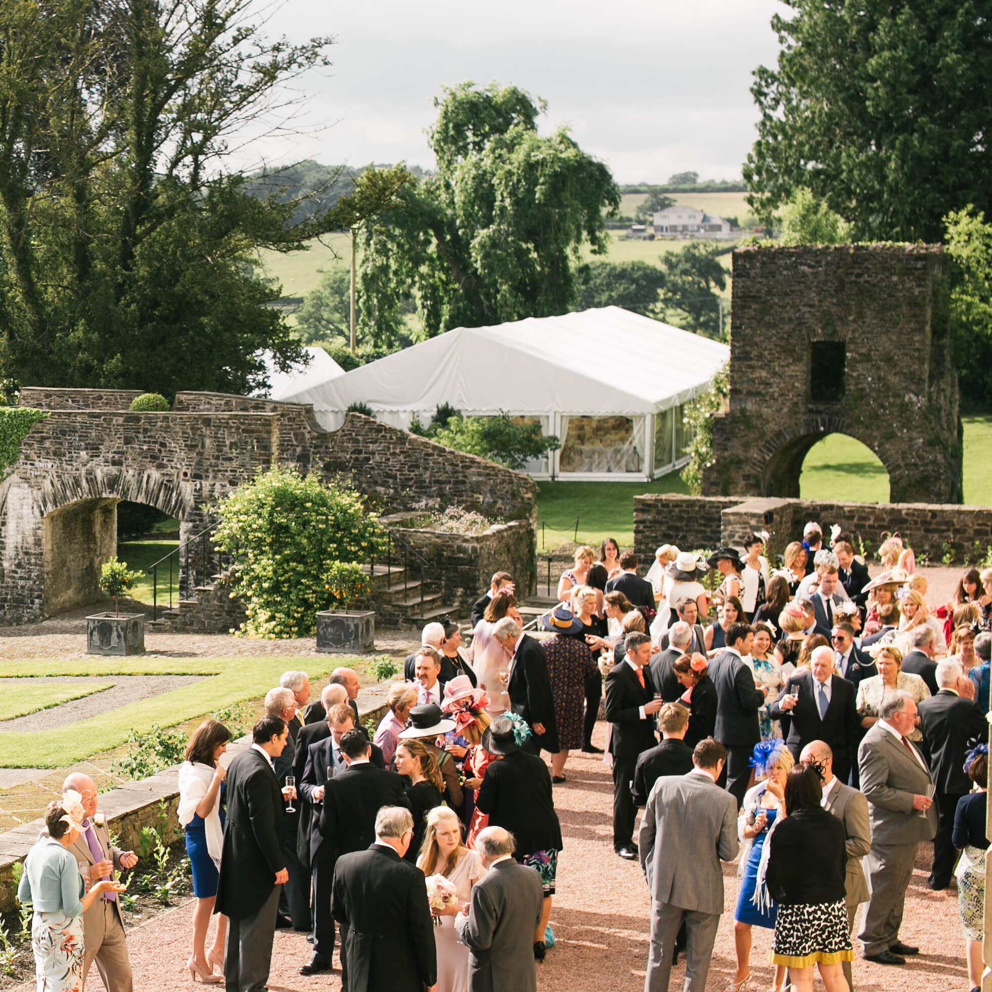 Weddings & Hospitality